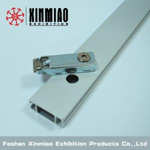 China Beam Extrusion/40mm Aluminium profiles for exhibition stand,2 system grooves on sale