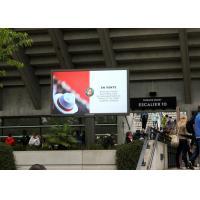 Epstar Chip P10 Outdoor Led Screen , Energy Saving Stadium Led Display