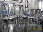 3 em 1 equipamento quente do engarrafamento de BPH da máquina de enchimento 4000 - 6000 do leite de Monoblock