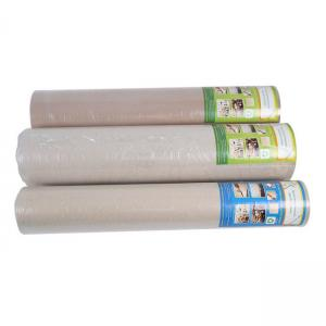 China Recycled 0.57mm Thickness 200ft Temporary Concrete Floor Protection on sale