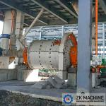 Various Ores Wet Type 220TPH Mineral Grinding Mill
