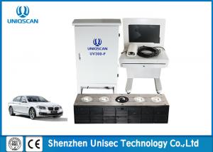 China Outdoor UV300F Under Vehicle Inspection System 1920 * 1080P Resolution With LPR Function on sale