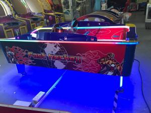 China Indooor Ski Hockey Lottery Coin Operated Game Machine on sale