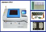 供給および Blaking 材料の有効な紫外線レーザーのカッターの倍のワーク テーブル