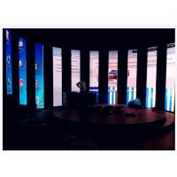 Indoor Wall Mounted P4 HD LED Wall Video Display With High Brightness