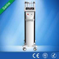 sanhe factory fractional rf micro needle equipment for face lifting and acne removal