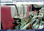 PP melt blown fabric production machine