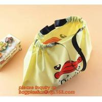 Biodegradable Backpack laundry sack, natural white laundry bags with drawstring,Custom drawstring mesh laundry bag whole