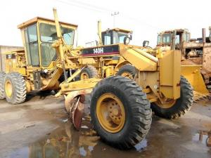 China Used Motor Graders CAT 140H on sale