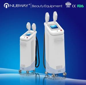 China 2016  lastest Super hair removal & skin rejuvenation SHR big spot size 16*50mm on sale