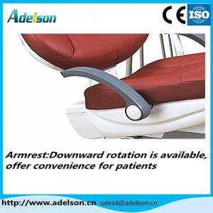 China Dental Chair Unit with LED sensor lamp light cure and scaler,CE(ADS-8300) on sale