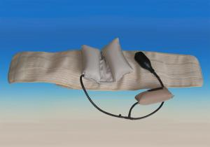 China DX-Y Pneumatic massage Lumbar guard on sale