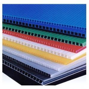 China Polypropylene Hollow Plastic Sheet Extrusion Machine/Polypropylene Hollow Plastic Sheet Extrusion Line on sale