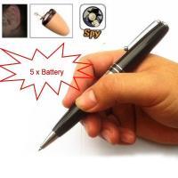 Metal Bluetooth Pen hidden Micro Earpiece For Communication  spy blutooth pen  exam bluetooth pen  cheap bluetooth pen
