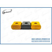 China Tungsten Carbide Heavy Turning cnc inserts LNUX191940 for train wheel hub on sale
