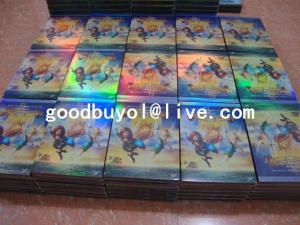 China Sell Disney Cartoon DVDs Movies Wholesale , Disney Tinker Bell the Pirate Fairy Supplier on sale