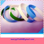 cute recycled  silicone wristband