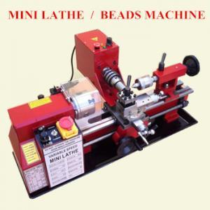Hot Selling Stepless Mini Lathe Mini Woodworking Lathe Beads