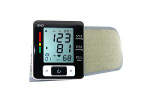 China Home Blood Pressure Machine / Upper Arm Blood Pressure and Pulse Checker Monitor on sale