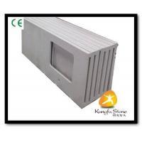 Xiamen Kungfu Stone Ltd supply White Quartz Stone Countertops In High quality and cheap price