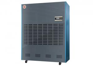 China Food Workshop High Powered Dehumidifier , Portable Air Dehumidifier Nice Design on sale