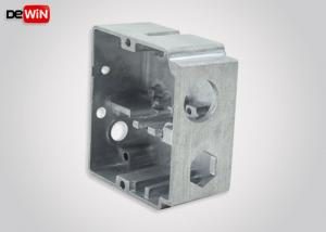 China Customizable good properties Auto Parts cast aluminium alloy part on sale