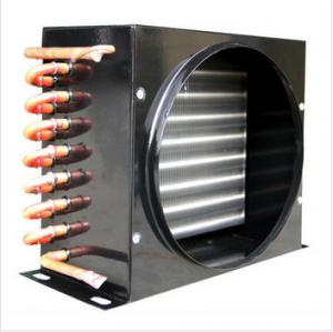 China Electric copper tube heat exchange Air Cooled Condenser coil FNA-0.25/1.2 FN series on sale