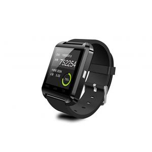 China Stopwatch Clock Bluetooth Smart Wrist Watch Phone With Speaker / Receiver on sale