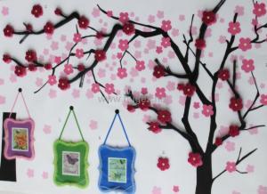 China Custom Alphabet Kids Wall Stickers on sale