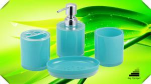 China PS/PP/アクリルのステンレス鋼の浴室の石鹸ディスペンサー on sale