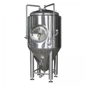 China high quality 20hl fast stainless steel cone beer fermentation tank on sale