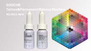 China Eyebrow/Lip Permanent Makeup Pigment on sale