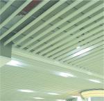 G-shaped Blade Screen Metal False Ceiling Strip GH125 For Interior Decoration