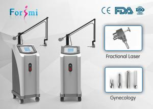 China CO2 ultrapulse laser pixel fractional laser resurfacing acne scars best skin resurfacing treatments on sale