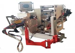 China Automatic Spot Welding Copper or Aluminium Foil Coil Winding Machine on sale