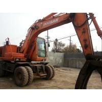 Used Wheel Excavators DOOSAN 140W-V
