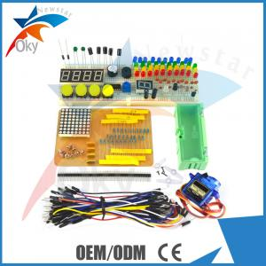 China Lightweight Arduino Starter Kit With Plastic Box Electronic Project DIY Motherboard on sale