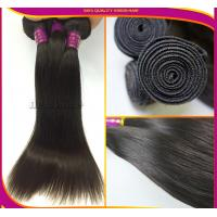 Zambia Hot Selling Popular Natural Color Full Cuticle 10A Grades 100% Peruvian Virgin Hair Straight 10inch-30inche