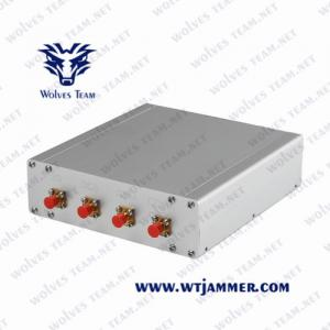 China PC Controlled GSM 3G 4glte/Wimax WiFi Cellphone Signal WiFi Jammer on sale
