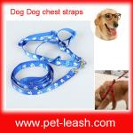 Pet chain dog chain Thoracic dorsal type nylon rope QT-0066