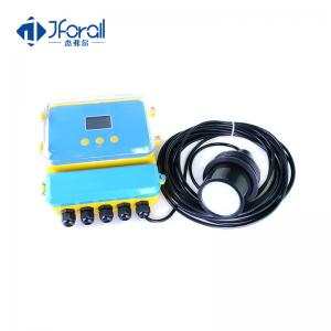 China Professional Ultrasonic Liquid Level Meter , Ultrasonic Water Tank Level Sensor on sale