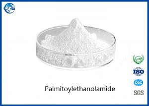 China Medical Pea Palmitoylethanolamide Powder , CAS 544 31 0 Natural Pain Killers on sale