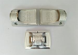 China Virgin Coffin Decoration Corner / Fixed Type Casket Hardware Wholesale on sale