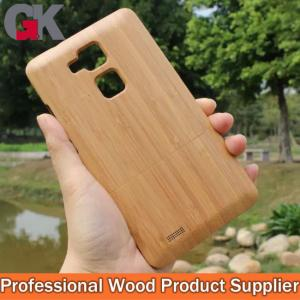 China Bamboo Phone Covers For Huawei Mate 7 on sale