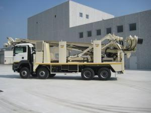 China Multi-functional drill rig!! AKL-G-2 geothermal drilling rig on sale
