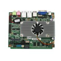 "China 3.5"" Mini Embedded Motherboard 1.8cm Ultrathin with 2 LAN 3G/WiFi Msata on sale"