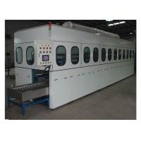 China Auto Parts Ultrasonic Cleaning Machine Large Capacity Water Based Medium Variable Frequency on sale