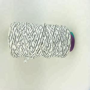 China High quality good price high tenacity twist yarn cotton recycled yarn fancy yarn for carpet on sale