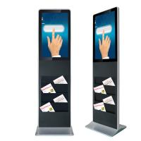32 Inch Floor Stand Interactive Touch Screen Kiosk Android Interactive Advertising Display