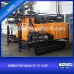 China KW10 100M KW20 200M KW30 300M Crawler Portable Water Well Drilling Rig wholesale